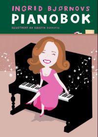 Ingrid Bjørnovs pianobok - Ingrid Bjørnov pdf epub