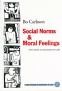 Social Norms & Moral Feelings