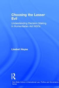 Choosing the Lesser Evil