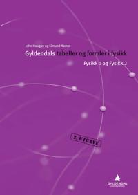 Gyldendals tabeller og formler i fysikk