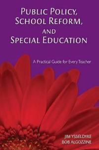 Public Policy, School Reform And Special Education