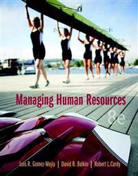 Managing Human Resources + MyManagementLab Student Access Code