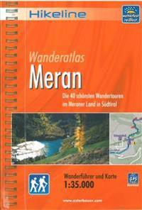 Meran Wanderatlas