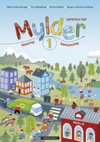 Mylder 1 - Heidi Antell Haugen, Toril Hægeland, Kristina Reiten, Magnus Henrik Sandberg | Inprintwriters.org