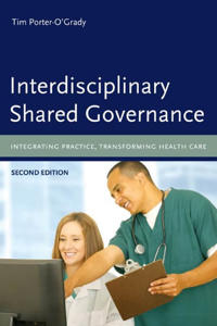 Interdisciplinary Shared Governance