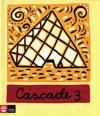 Cascade. 3, Skrivhäfte  (5-pack)