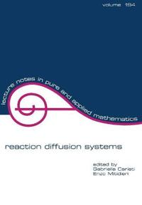 Reaction Diffusion Systems