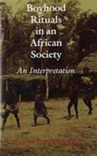 Boyhood Rituals in an African Society