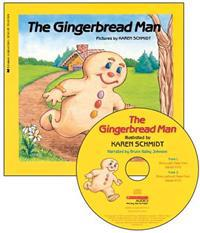 The Gingerbread Man [With CD]
