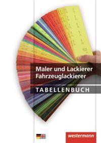 Tabellenbuch Maler und Lackierer, Fahrzeuglackierer