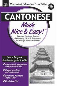 Cantonese Made Nice & Easy!