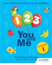 1, 2, 3, You and Me Activity Book 1