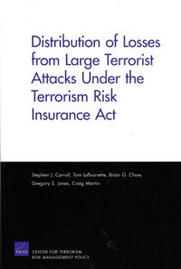 Distribution of Losses from a Large Terrorist Attack Under the Terrorism Risk Insurance Act