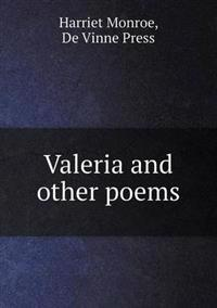 Valeria and Other Poems