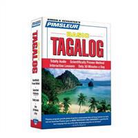 Pimsleur Basic Tagalog [With CD Case]
