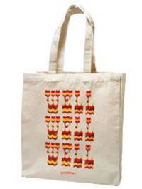 Well, Well, Well Tote Bag by Letman