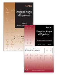 Design and Analysis of Experiments Set