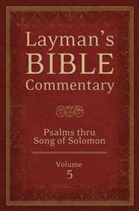 Psalms thru Song of Solomon