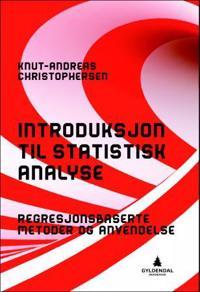 Introduksjon til statistisk analyse