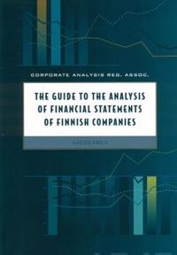 The Guide to the Analysis of Financial Statements of Finnish Companies