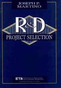 R&d Project Selection