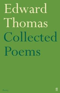 Collected poems of edward thomas