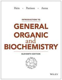 Introduction to General, Organic, and Biochemistry, 11th Edition