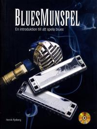Bluesmunspel : en introduktion till att spela blues