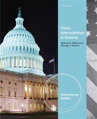 Public Administration in America, International Edition