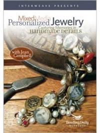 Mixed Media Personalized Jewelry - Capturing Memories in Handmade Details