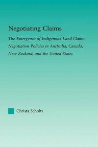 Negotiating Claims