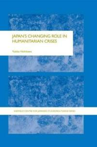 Japan's Changing Role In Humanitarian Crises