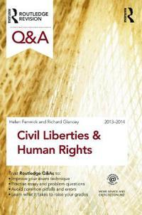 Q&A Civil Liberties & Human Rights 2013-2014