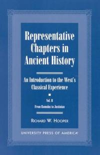 Representative Chapters in Ancient History