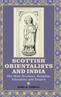 Scottish Orientalists and India