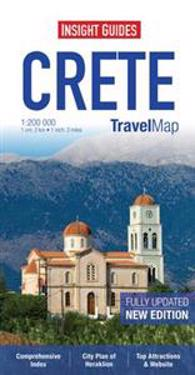 Insight Travel Map: Crete