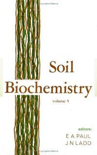 Soil biochemistry e a edt paul b ker 9780824711313 for Soil biology and biochemistry