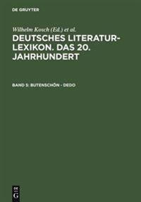 Butenschön - Dedo