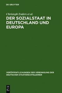 Der Sozialstaat in Deutschland Und Europa