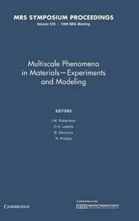 Multiscale Phenomena in Materials