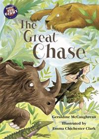 Rigby Star Shared Year 2 Fiction: The Great Chase Shared Reading Pack Framework Edition