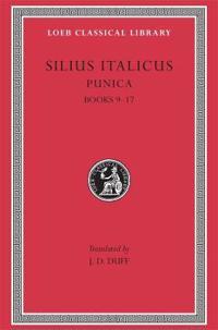 Silius Italicus Punica Books Ix-XVII