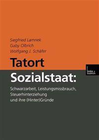 Tatort Sozialstaat