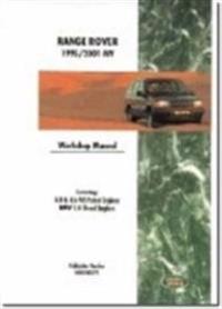 Range Rover 1995-2001 Official Workshop Manual