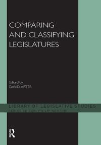Comparing and Classifying Legislatures