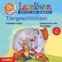 Leselöwen Tiergeschichten. CD