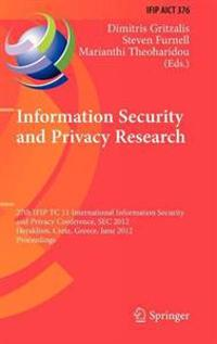 Information Security and Privacy Research