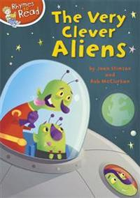 Rhymes to Read: The Very Clever Aliens