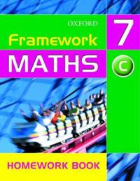 Framework Maths: Year 7: Framework Maths Yr 7 Core Homework Book
