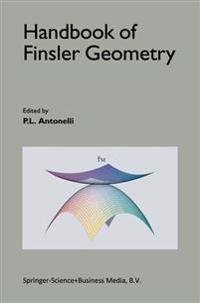 Handbook of Finsler Geometry